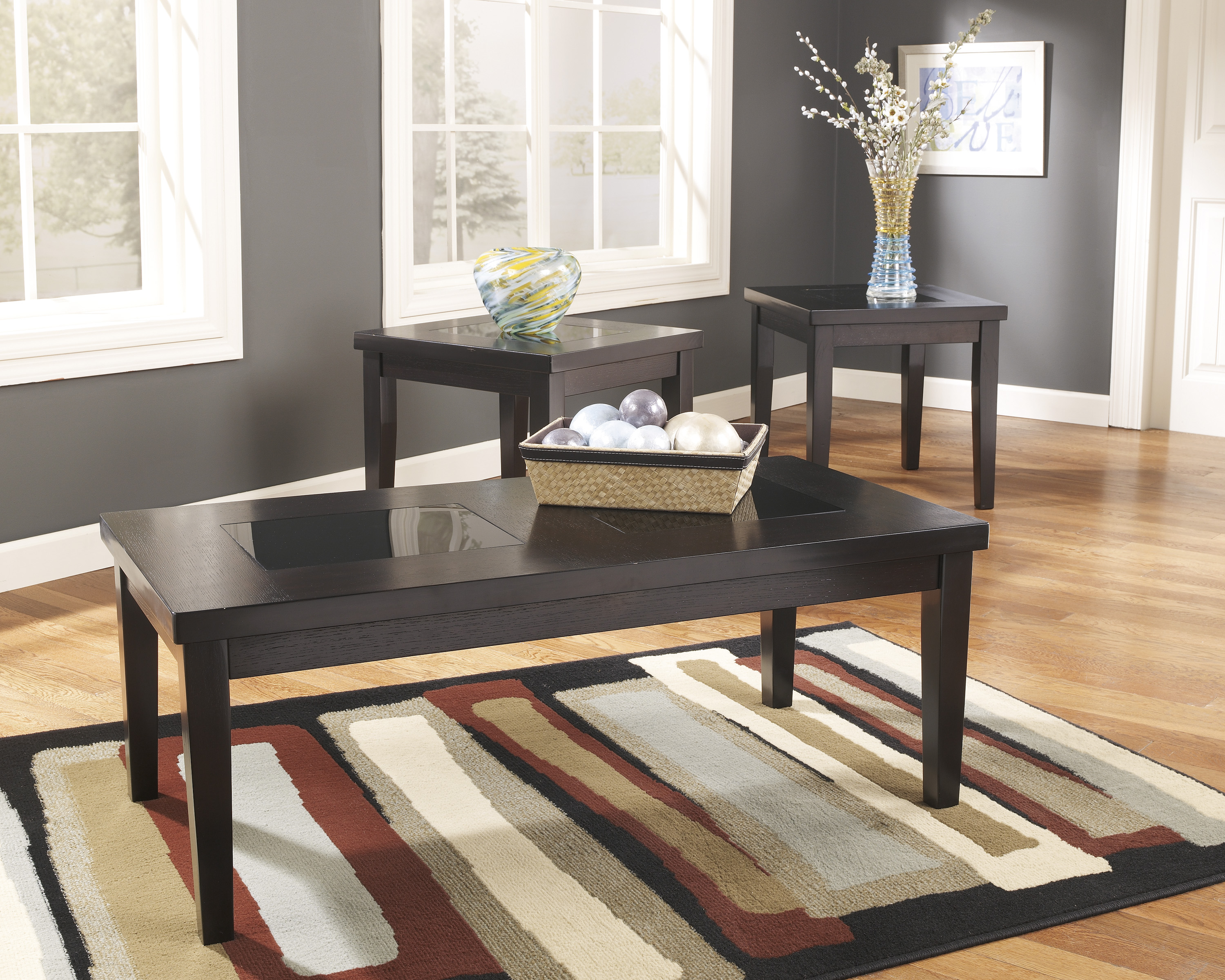 Signature Design By Ashley Occasional Table Set Model T281 13